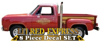 Restore Lil Red Express